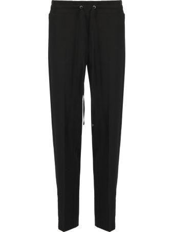 Blumarine Drawstring Waist Trousers