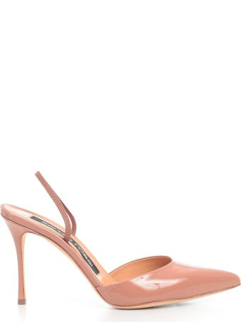 Sergio Rossi Slingback Sandals