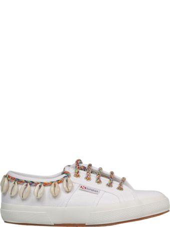 Alanui X Superga Shell Sneakers