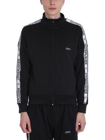 OMC Black Cotton Jacket