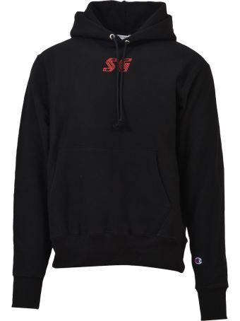 Still Good Follow Black Sweatshirt