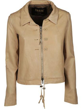 S.W.O.R.D 6.6.44 S.w.o.r.d. Colisse Jacket