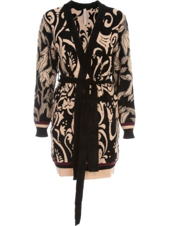 Antonio Marras Long Reversible Cardigan Gothic Fantasy