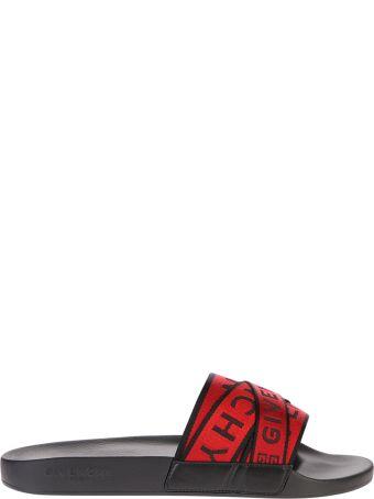 Givenchy Branded Slide Sandals