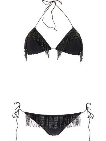 Oseree Fringed Bikini