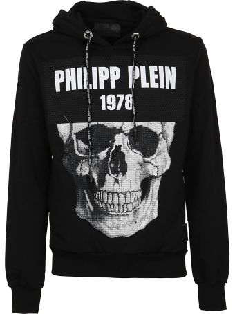 Philipp Plein Hoodie Sweatshirt Skull