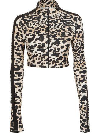 Paco Rabanne Leopard Print Jacket