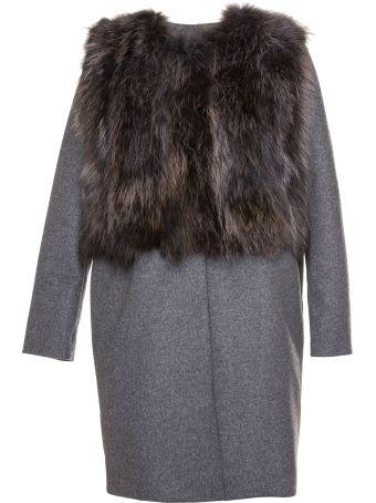Bully Chest Fur Coat