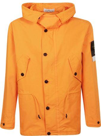 Stone Island Multi-pocket Hooded Jacket