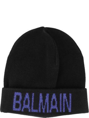 Balmain Logo Hat