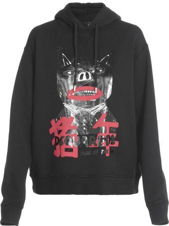 Dsquared2 Sweatshirt Cotton