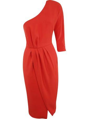 Elisabetta Franchi Celyn B. Elisabetta Franchi For Celyn B. One Shoulder Dress