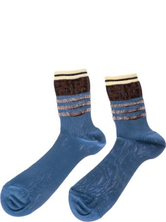 Fendi Knitted Socks