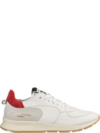 Philippe Model  Shoes Leather Trainers Sneakers Montecarlo