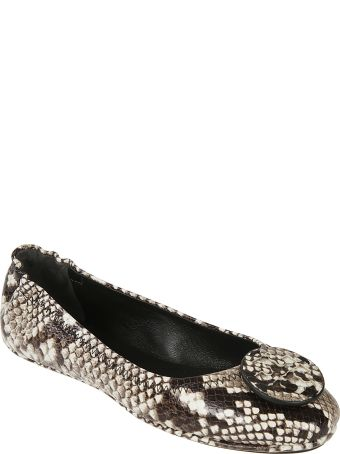 Tory Burch Minnie Travel Ballerinas