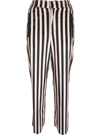 Shirt a Porter Striped Trousers