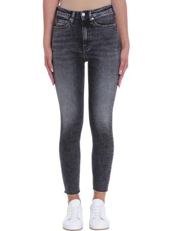 Calvin Klein Jeans Black Denim Jeans