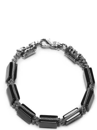 Emanuele Bicocchi Rectangle Stone Bracelet
