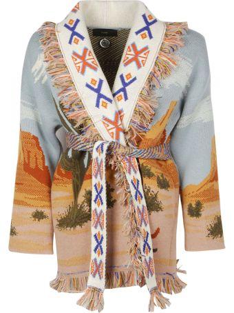 Alanui Canyon Sunrise Coat