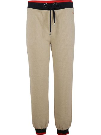 Victoria Beckham Elasticated Waistband Track Pants