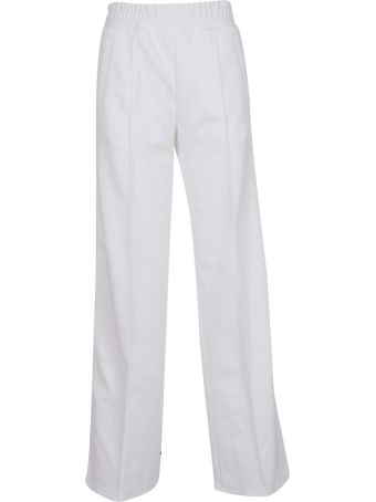 Off-White Gym Track Flared Trousers