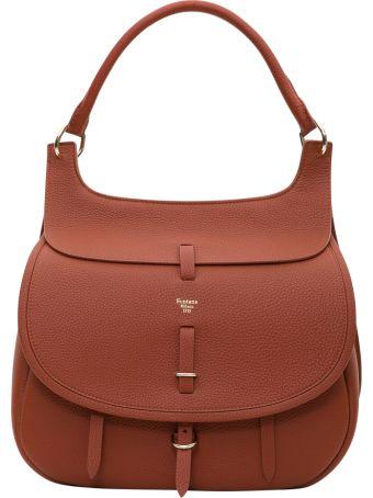 Fontana Couture Chelsea Medium Saddle Bag