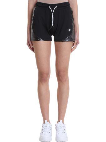 Fila Black Mesh Shorts