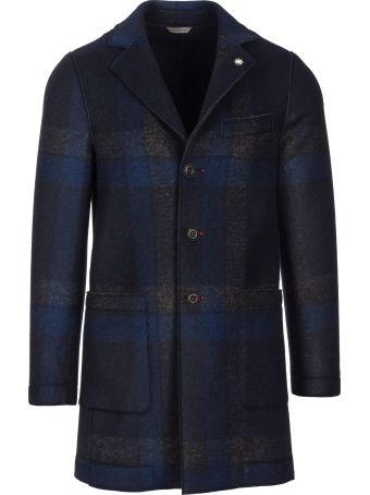 Manuel Ritz Mens Coat