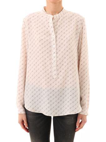 Stella McCartney Silk Shirt Cream
