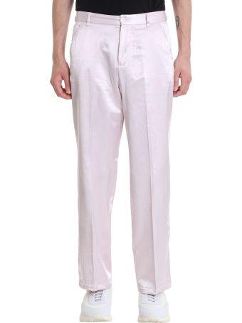 Our Legacy Sailor Pink Cotton Pants