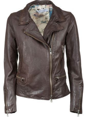 Bully Leather Biker