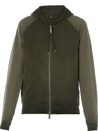 Dsquared2 Sweatshirt With Hood