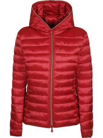Save the Duck Zipped-up Padded Jacket