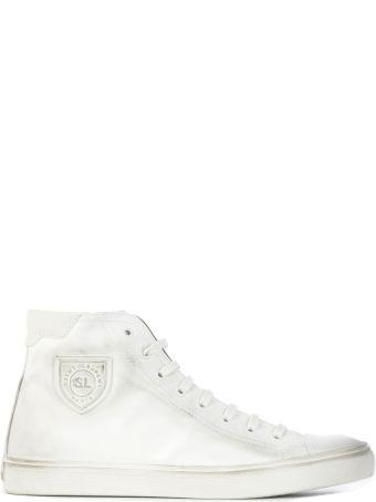 Saint Laurent Bedford Hi-top Sneakers