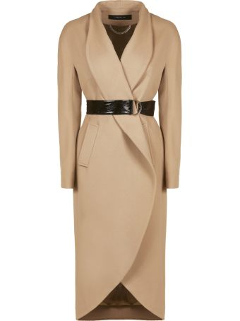 Federica Tosi Belted Coat