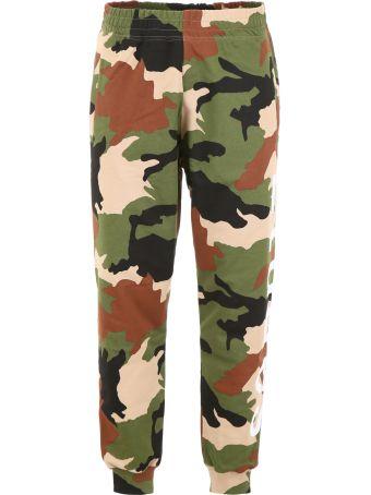 Études Camouflage Joggers