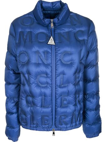 Moncler Quilted Logo Jacket
