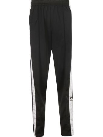 Adidas Buttoned Leg Trousers