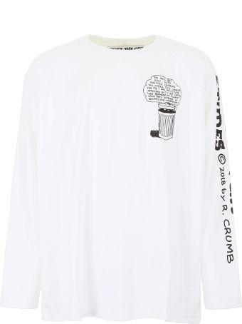 Études Fritz The Cat T-shirt