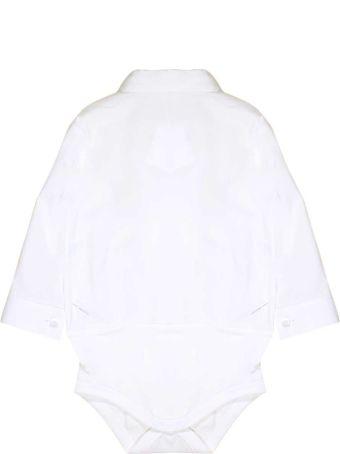 leBebé Newborn White Shirt With Body Le Bebè Junior