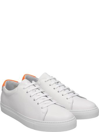 National Standard Edition 3 Sneakers In White Leather