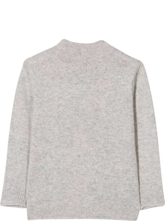 Givenchy Gray Teen Sweater
