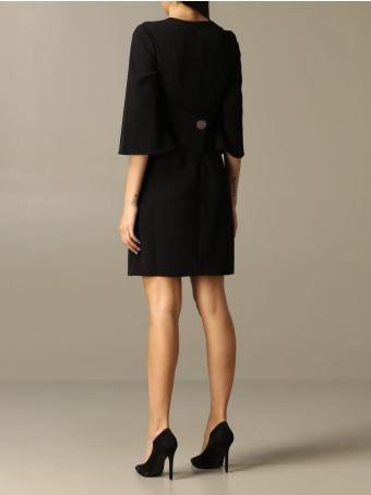 Armani Collezioni Armani Exchange Dress Armani Exchange Dress With Martingale