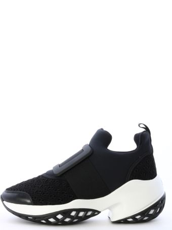 Roger Vivier Sneakers Viv' Run Black
