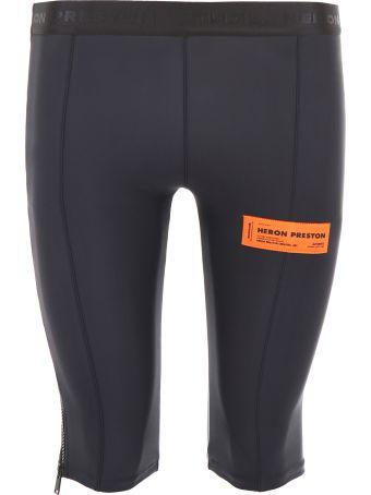 HERON PRESTON Biker Shorts