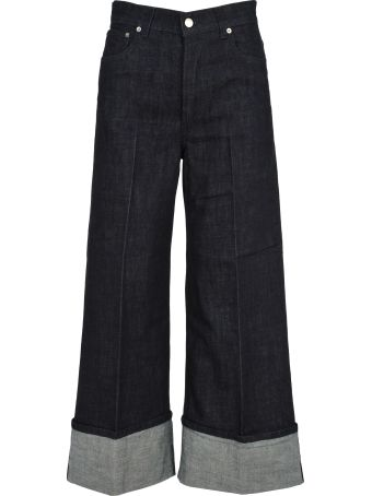 J.W. Anderson Jw Anderson Wide Leg Jeans