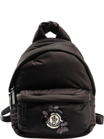 Moncler Genius Flower Applique Backpack