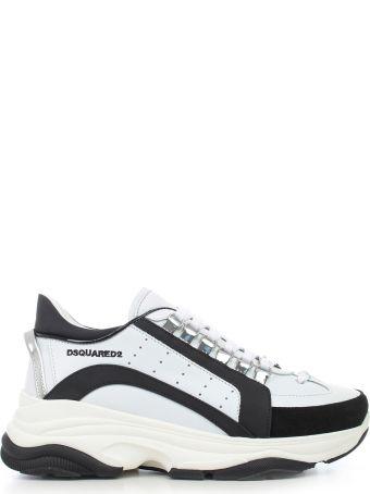 Dsquared2 Sneakers Calf Rubber