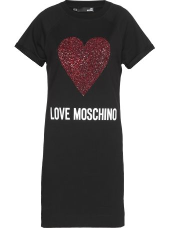 Love Moschino Cotton Dress