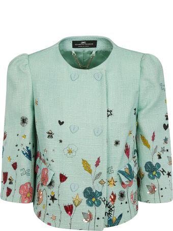 Elisabetta Franchi Celyn B. Elisabetta Franchi For Celyn B. Floral Jacket